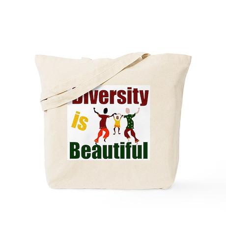 Diversity is Beautiful (3) Tote Bag