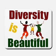 Diversity is Beautiful (3) Mousepad