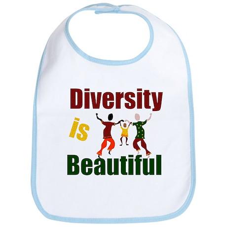 Diversity is Beautiful (3) Bib