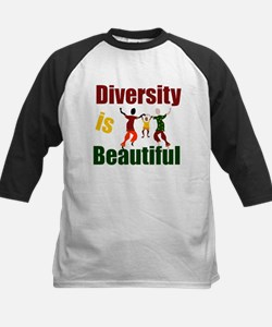Diversity is Beautiful (3) Tee
