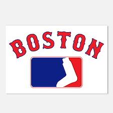 Boston Sox Fan Postcards (Package of 8)