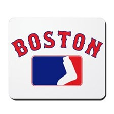 Boston Sox Fan Mousepad