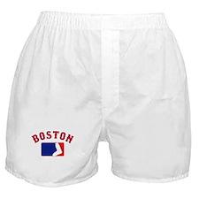 Boston Sox Fan Boxer Shorts