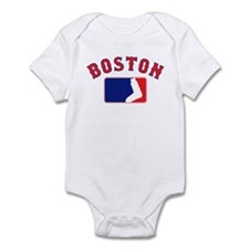 Boston Sox Fan Infant Bodysuit