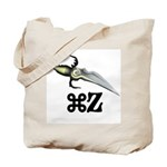 Command Z Tote Bag