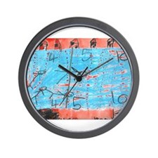 Josue Galvez Wall Clock
