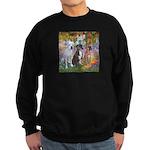 Garden / 3 Boxers Sweatshirt (dark)