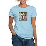 Garden / 3 Boxers Women's Light T-Shirt