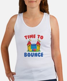 Time To Bounce Women's Tank Top