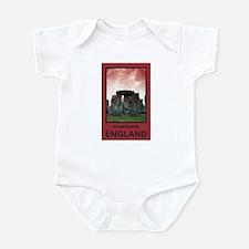 Stonehenge England Infant Bodysuit