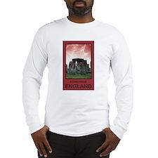 Stonehenge England Long Sleeve T-Shirt