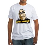 Natural Born Griller Fitted T-Shirt