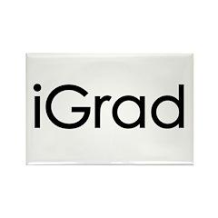 iGrad (Graduate) Rectangle Magnet (100 pack)