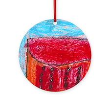 Lamar Chappelle Ornament (Round)