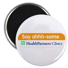 """Say Ahhh-some 2.25"""" Magnet (100 pack)"""