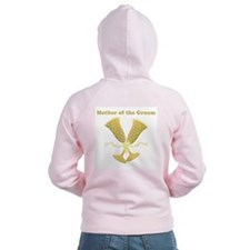 Champagne Mother of the Groom Zip Hoodie