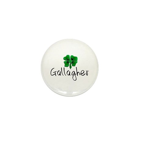 Gallagher St Patrick's Day Mini Button (10 pack)