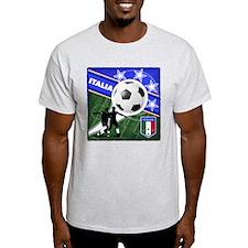 2010 Italia World Soccer T-Shirt