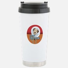 Cone of Shame Stainless Steel Travel Mug