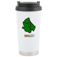 Cute Abruzzo Travel Mug