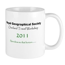 2011 Workshop mug