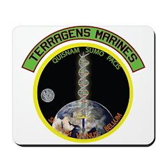 Terragens Marines Mousepad