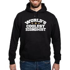 World's Coolest Economist Hoodie