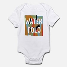 water polo MD Infant Bodysuit