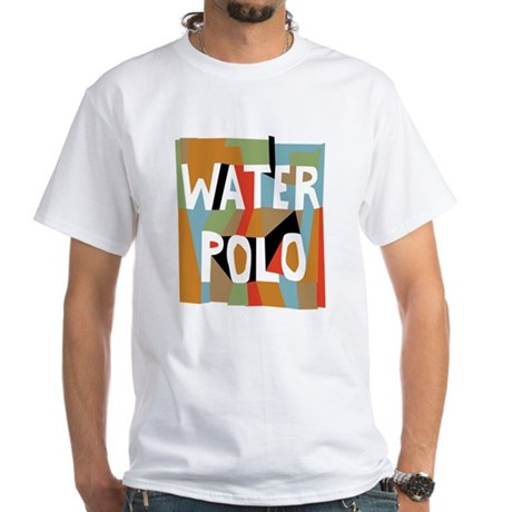 water polo MD White T-Shirt