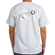 Bonsai Ash Grey T-Shirt