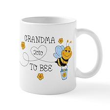 Grandma To Bee 2010 Mug