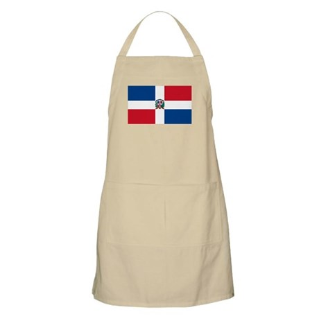 Dominican Flag Apron