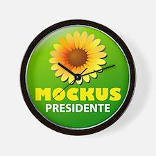 Mockus Presidente 2010-2014 Wall Clock