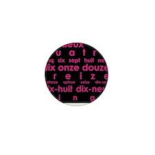Unique Language Mini Button (10 pack)