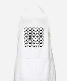 Collie and Sheep BBQ Apron