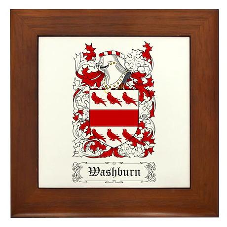 Washburn Framed Tile