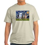 Starry / 3 Boxers Light T-Shirt