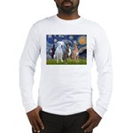 Starry / 3 Boxers Long Sleeve T-Shirt
