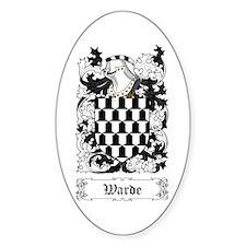 Warde Decal