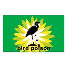 Bird Poison - Decal