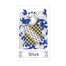 Ward Sticker (Rectangular)