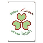 Love of the Irish Banner