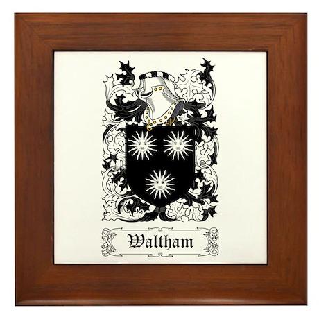 Waltham Framed Tile