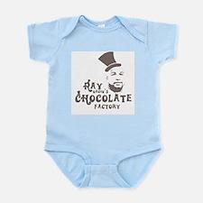 Ray Nagin's Chocolate Factory -  Infant Creeper