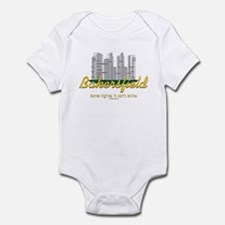 Bakersfield, sometimes it don't stink! Infant Cree