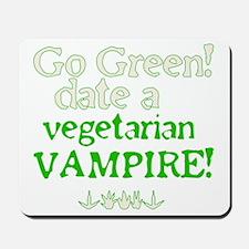 veggie vamp 1 Mousepad
