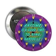 Anytime is a good time to ring handbells Button