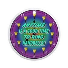 Anytime is a good time to ring handbells Ornament