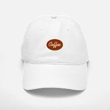 Coffee Sign Neon Glow Baseball Baseball Cap