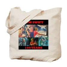 100 Years of Tom Swift Tote Bag